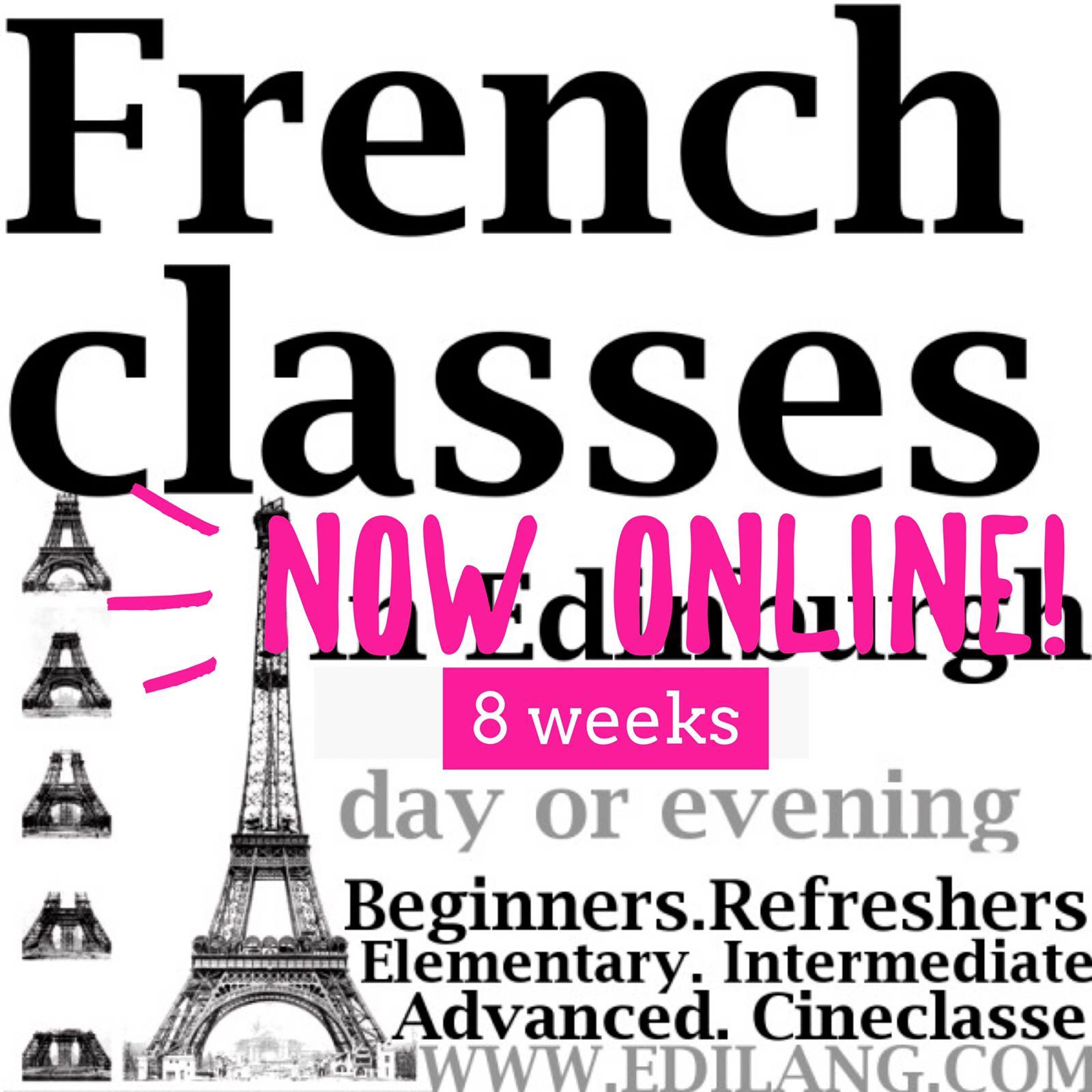 Learn French in Edinburgh